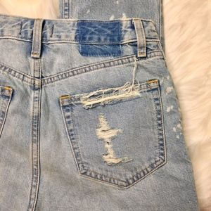 Abercrombie & Fitch Jeans - NWT Abercrombie Annie Girlfriend High Rise
